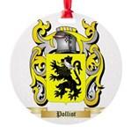 Polliot Round Ornament