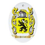 Polliot Oval Ornament