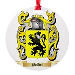 Polliet Round Ornament