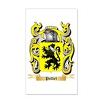 Polliet 20x12 Wall Decal