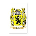 Polliet 35x21 Wall Decal