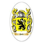 Polli Sticker (Oval)