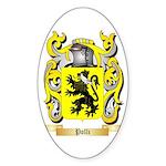 Polli Sticker (Oval 50 pk)