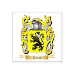 Polley Square Sticker 3
