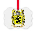 Polley Picture Ornament