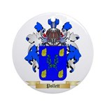 Pollett Round Ornament