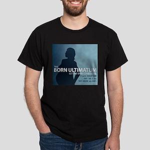 Shirty Goodness Born Ultimatum Dark T-Shirt
