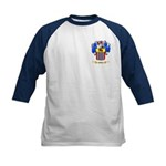 Polky Kids Baseball Jersey