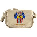 Polky Messenger Bag