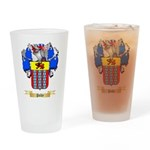 Polky Drinking Glass