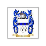Polini Square Sticker 3