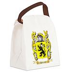 Poliard Canvas Lunch Bag
