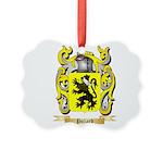Poliard Picture Ornament