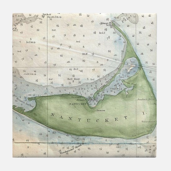 Unique Geography Tile Coaster