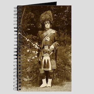 Highland Bagpiper Journal