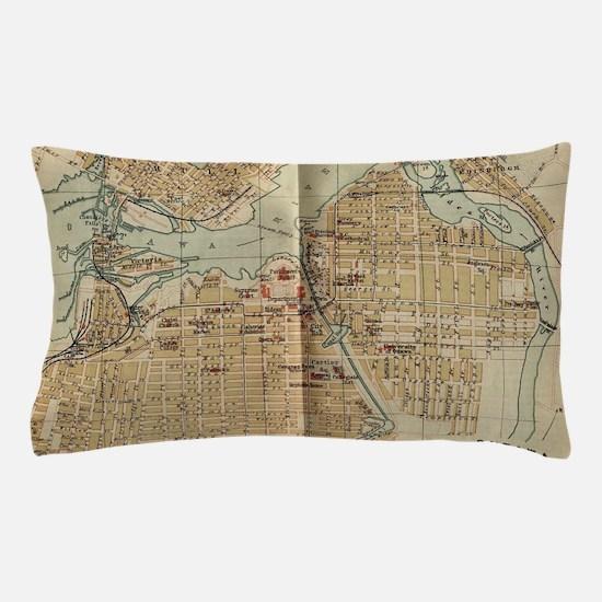 Unique Ottawa braves Pillow Case