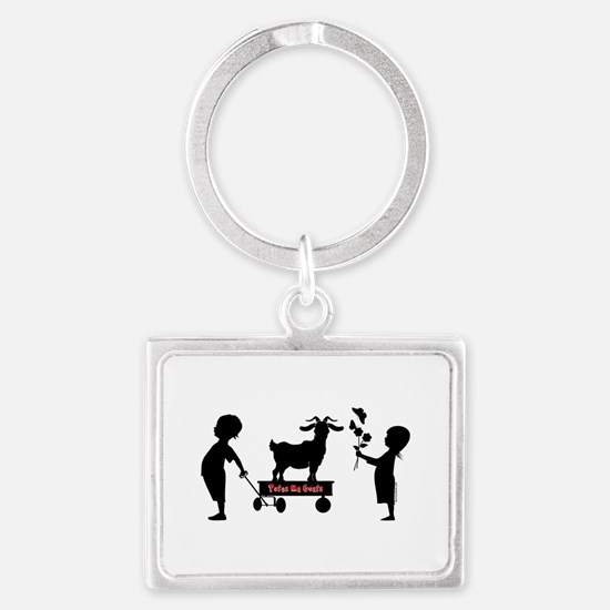 Totes MaGoats Cute Goat Keychains