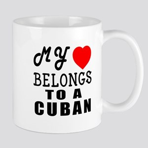 I Love Cuban Mug