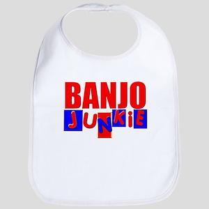 Funny Banjo Bib