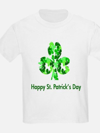 St. Patrick Shamrock T-Shirt