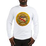 USS ALBERT DAVID Long Sleeve T-Shirt