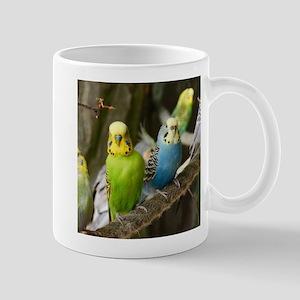 Budgie Mugs