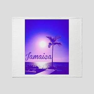 Jamaica Throw Blanket