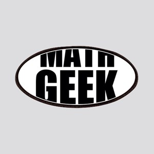 Math Geek Patch
