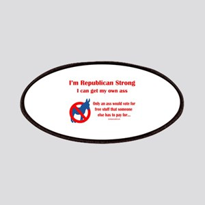 Republican Strong Patch