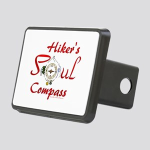 Hiker's Soul Compass Hitch Cover
