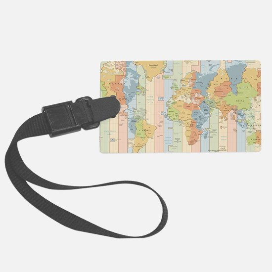 Cute Different Luggage Tag