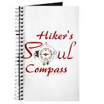 Hiker's Soul Compass Journal
