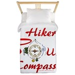 Hiker's Soul Compass Twin Duvet