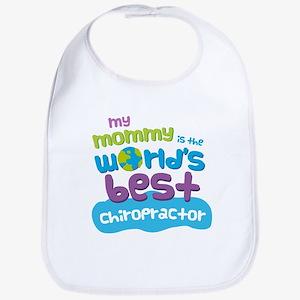 Chiropractor Gift for Kids Baby Bib