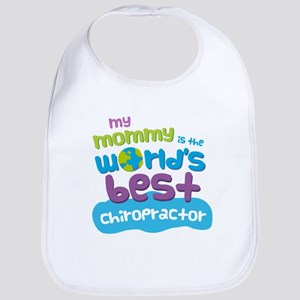 Chiropractor Gift for Kids Baby Bib