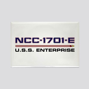 U.S.S. Enterprise-E Registry - Special Edi Magnets