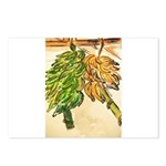 Hanging Bananas Postcards (Package of 8)