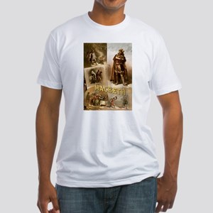 Vintage Macbeth Theatre Poster T-Shirt