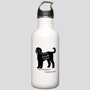 It's a Doodle Thing Stainless Water Bottle 1.0L