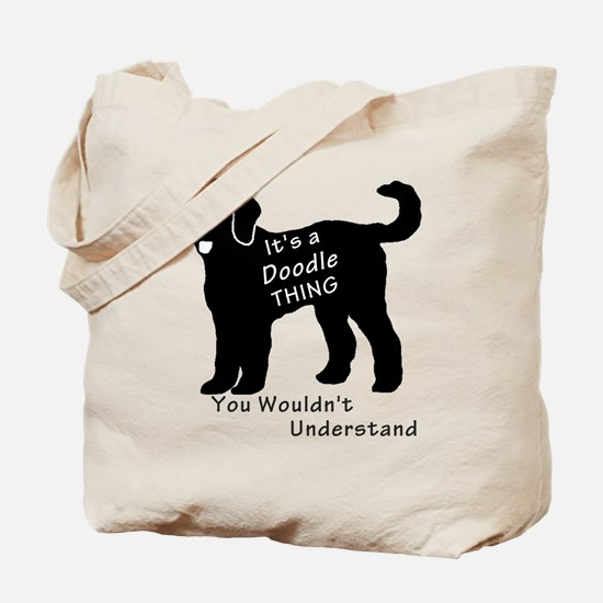 It's a Doodle Thing Tote Bag