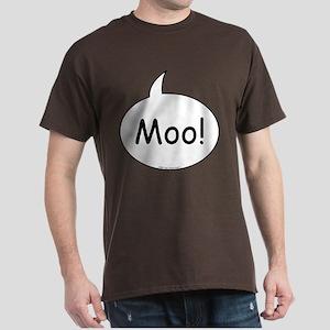 Cow Costume Dark T-Shirt