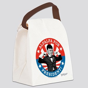 The Little Rascals: Alfalfa For P Canvas Lunch Bag