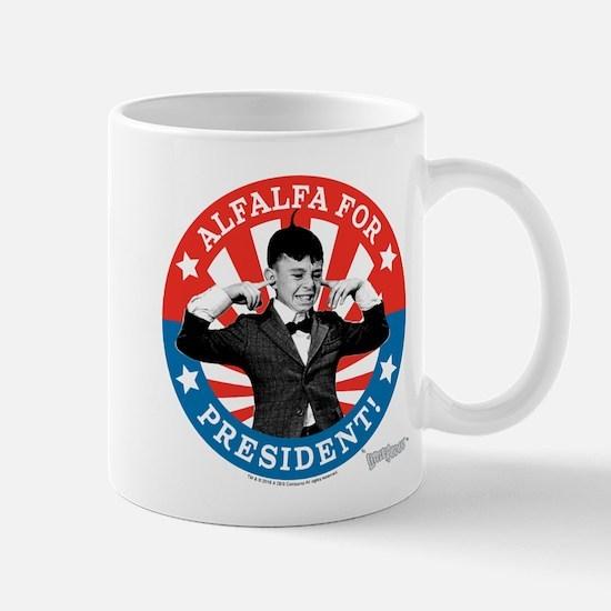 The Little Rascals: Alfalfa For Preside Mug