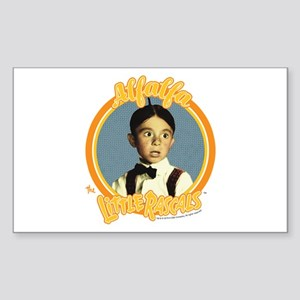 The Little Rascals: Alfalfa Sticker (Rectangle)