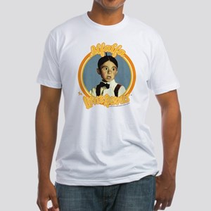 The Little Rascals: Alfalfa Fitted T-Shirt
