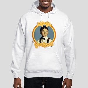The Little Rascals: Alfalfa Hooded Sweatshirt