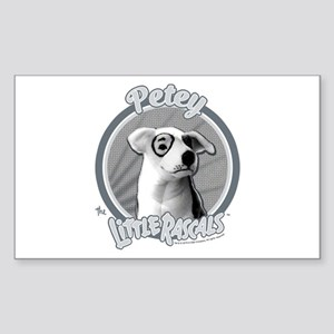 644192a8e6b The Little Rascals  Petey The Sticker (Rectangle)