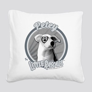 The Little Rascals: Petey The Square Canvas Pillow