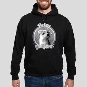 The Little Rascals: Petey The Dog Hoodie (dark)