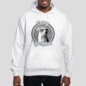 The Little Rascals: Petey The Do Hooded Sweatshirt